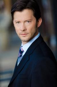Atlanta Theater Actor Adam Fristoe