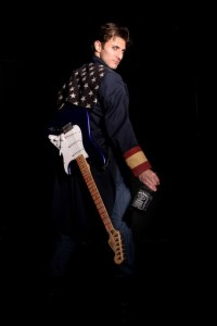 Maxim Gukhman as Andrew Jackson. Photo by BreeAnne Clowdus