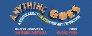 Anything Goes at the Fox Theatre in Atlanta