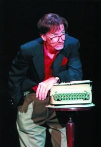 ART Station Presents Bill Oberst, Jr. as Lewis Grizzard