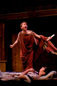 Julius Caesar at the Tavern's Summer Shakespeare Intensive for Teens
