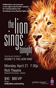 The Lion Sings Tonight