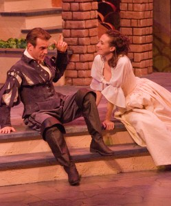 Much Ado About Nothing at Atlanta's Gerogia Shakespeare