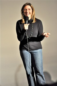 Nicole Chiles at Aurora Funny Fridays