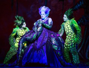 Fox Theatre presents The Little Mermaid