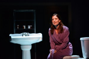 Catherine Porter in Next to Normal at the Alliance Theatre
