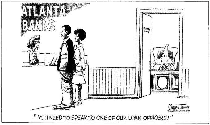 Image result for mortgage redlining