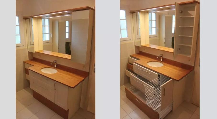 salle de bain zen en bambou