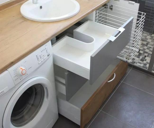 comment cacher votre lave linge 12