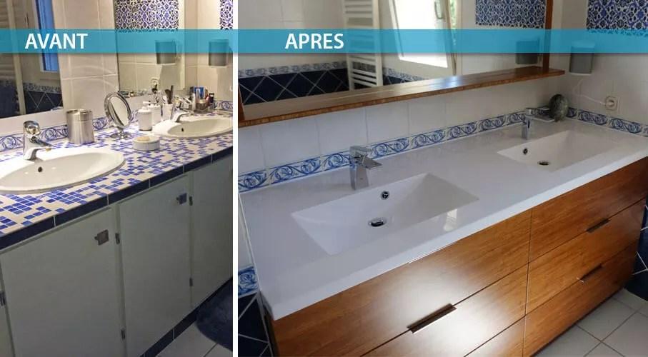 6 exemples de renovations de salle de