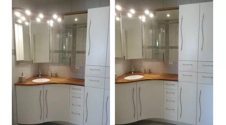 chalky meuble angle salle de bain et