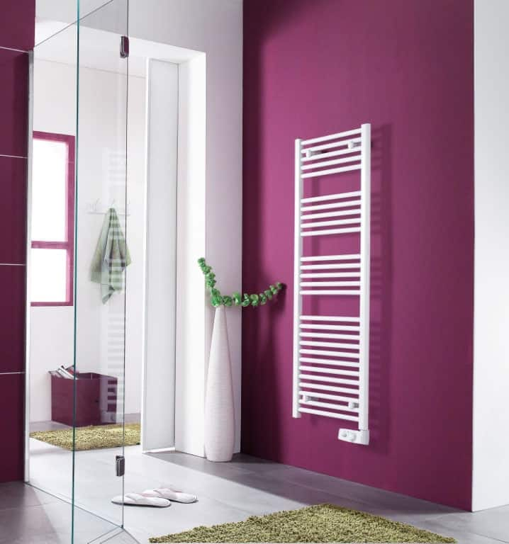 Electric towel rails Atlantic RSS 2012 narrow