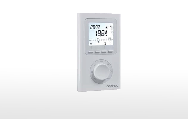 Thermostats D Ambiance Atlantic