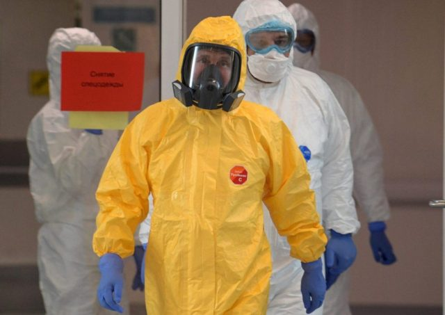 Could coronavirus become Putin's Chernobyl?