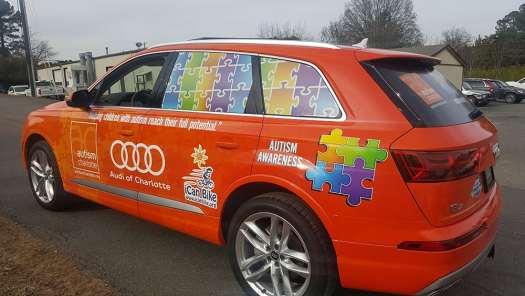 Audi Wrap