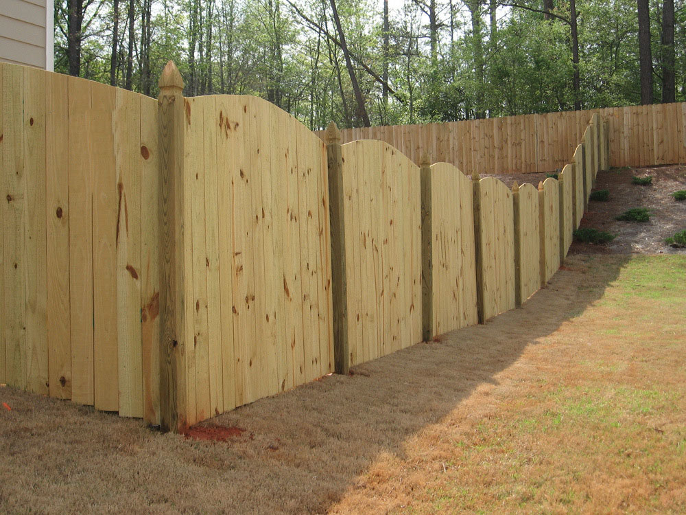 Home Depot Lumber Fencing
