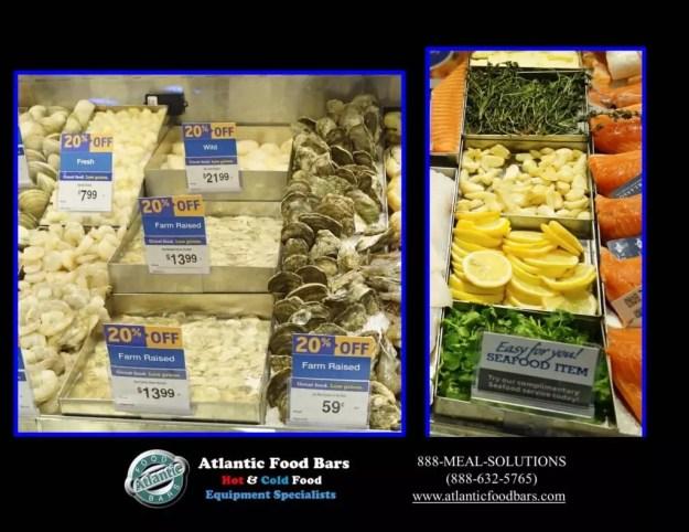 Atlantic Food Bars - Custom Stainless Steel Flange-Free Food Pans - Pans Sans Flange 4
