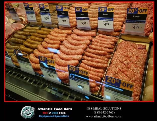 Atlantic Food Bars - Custom Stainless Steel Flange-Free Food Pans - Pans Sans Flange 5