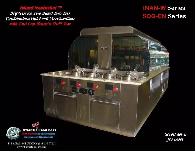Atlantic food bars nantucket combination hot soup for Food bar 2015