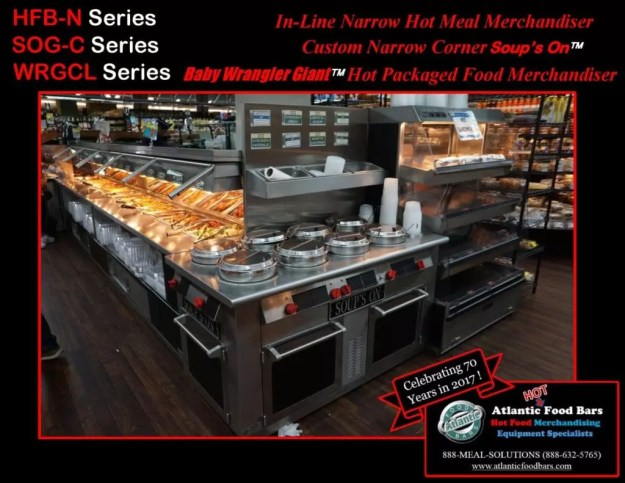 Atlantic Food Bars - Custom Narrow Hot Food Bar, Corner Soup Bar and Hot Packaged Food Merchandiser - HFB19025-N SOG6230-C WRGCL4630_Page_2