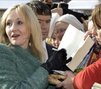 La Nueva Novela De La Escritora De Harry Potter