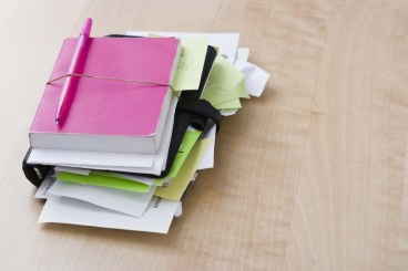 tools to stay organized