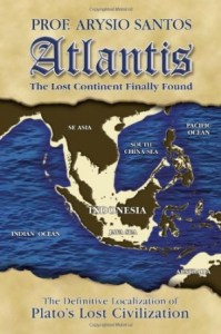 "Buku Santos ""Atlantis: The Lost Continent Finally found"""