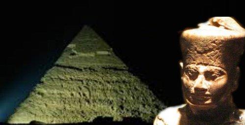 Benda Misterius Tersembunyi yang Berteknologi Tinggi dalam Kamar Rahasia Piramid Besar