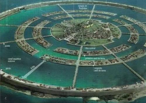 Angkatan Bersenjata dan Penduduk Kerajaan Atlantis
