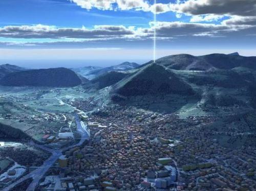Piramid Bosnia Pancarkan Energi Misterius Puluhan …