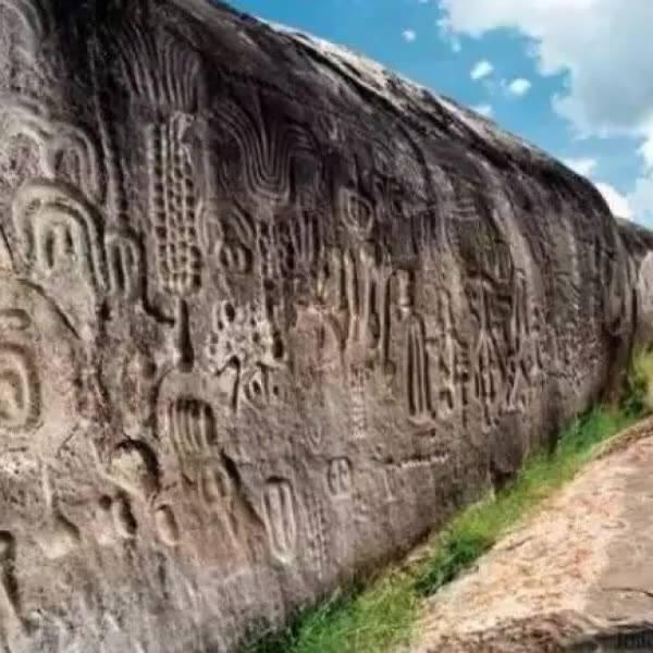 Teka-teki Batu Inga dan Simbol-simbol Kuno …