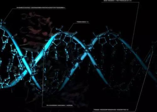 Para ilmuwan telah menemukan kode Asing di DNA …