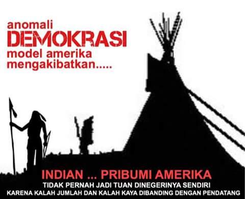 Indonesia BEDA dengan Amerika …