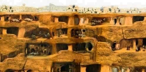 Derinkuyu – Kota Bawah Tanah