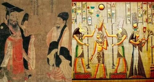 Teori kontroversial Mengusulkan Mesir Kuno Adalah …