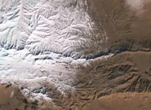 Salju Turun Tercatat Di Gurun Sahara Untuk Pertama …