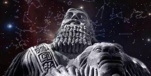 Bangsa Sumeria Menatap langit Lalu Mereka …
