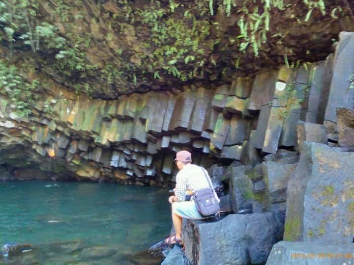 Batuan Gunung Padang @ Karangsalam Baturaden …