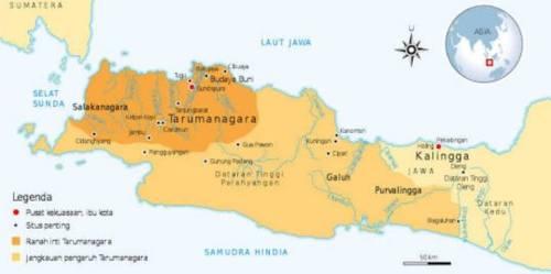 Sejarah Kerajaan Tarumanegara (kehidupan Politik, …