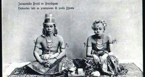 Kriteria Calon Raja Jawa Kuna. …