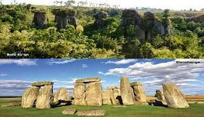 Situs Watusolor; Stonehenge Van Java  http