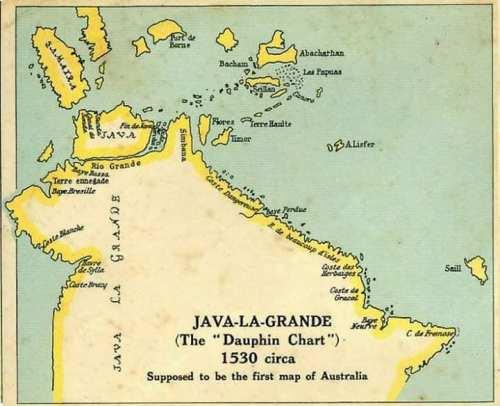 Menurut peta kuno dahulu pulau Jawa nyambung dgn …