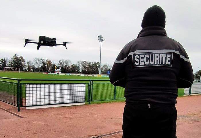 télépilote drone la rochelle