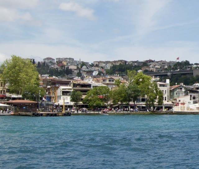 Village Of Ortakoy