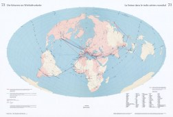 Switzerland in the global air traffic