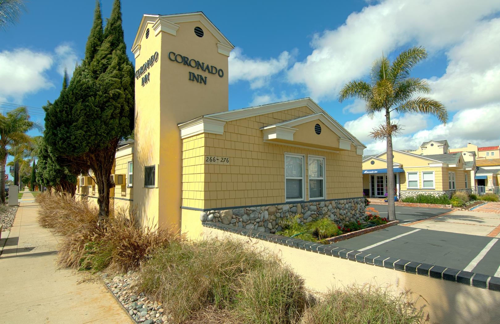 Coronado Inn + Coronado Island Inn (Coronado)