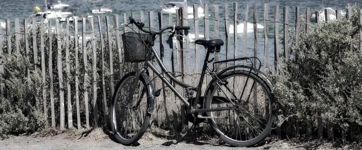 bike-at-beach