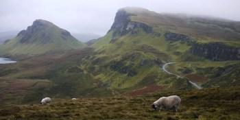 A Long Weekend in Scotland
