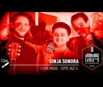 MUSIC | Ginja Sonora: Live Gypsy Jazz | Cais do Sodré | FREE @ O Bom O Mau e O Vilão | Lisboa | Lisboa | Portugal