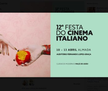 to Apr 12 | FILM | 12th Festa do Cinema Italiano | Lisbon | 4 - 25€ @ VARIOUS LOCATIONS | Lisboa | Lisboa | Portugal